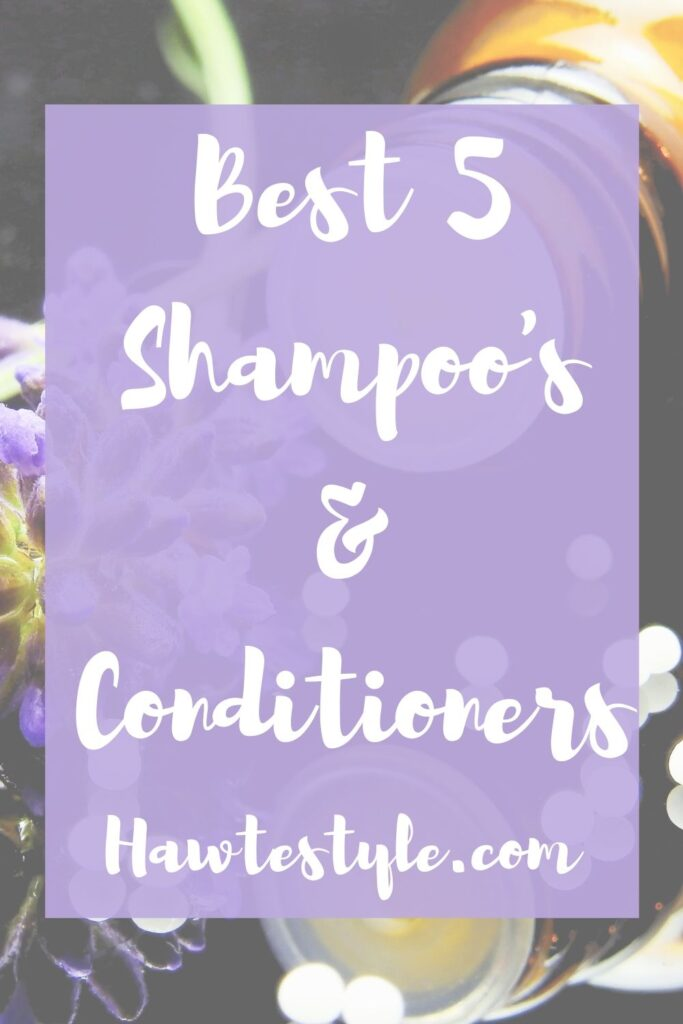 Products for all hair types