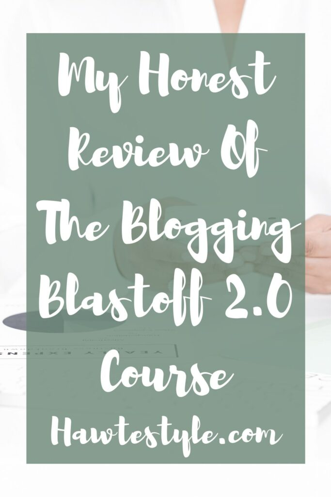 Blogging Courses For All Bloggers. Heather & Pete Reese's Blogging Blastoff 2.0 Course