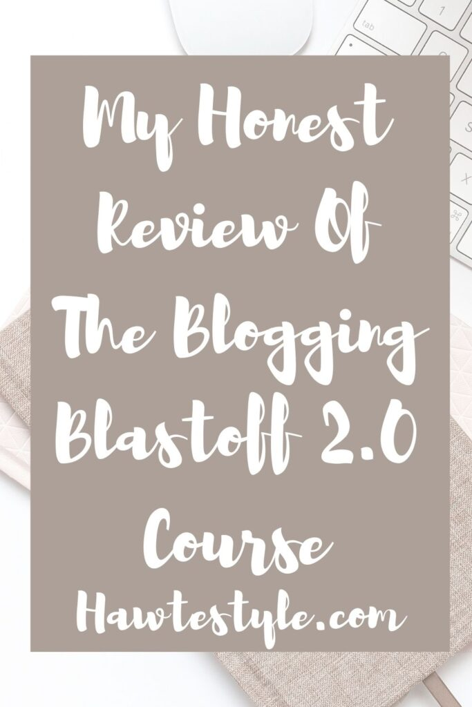 Blogging Courses For All Bloggers.