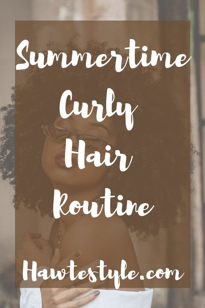 Products For Curly/Wavy Hair