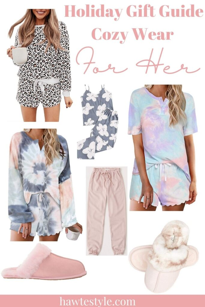 Gift Guides For The Cozy Clothing Lover