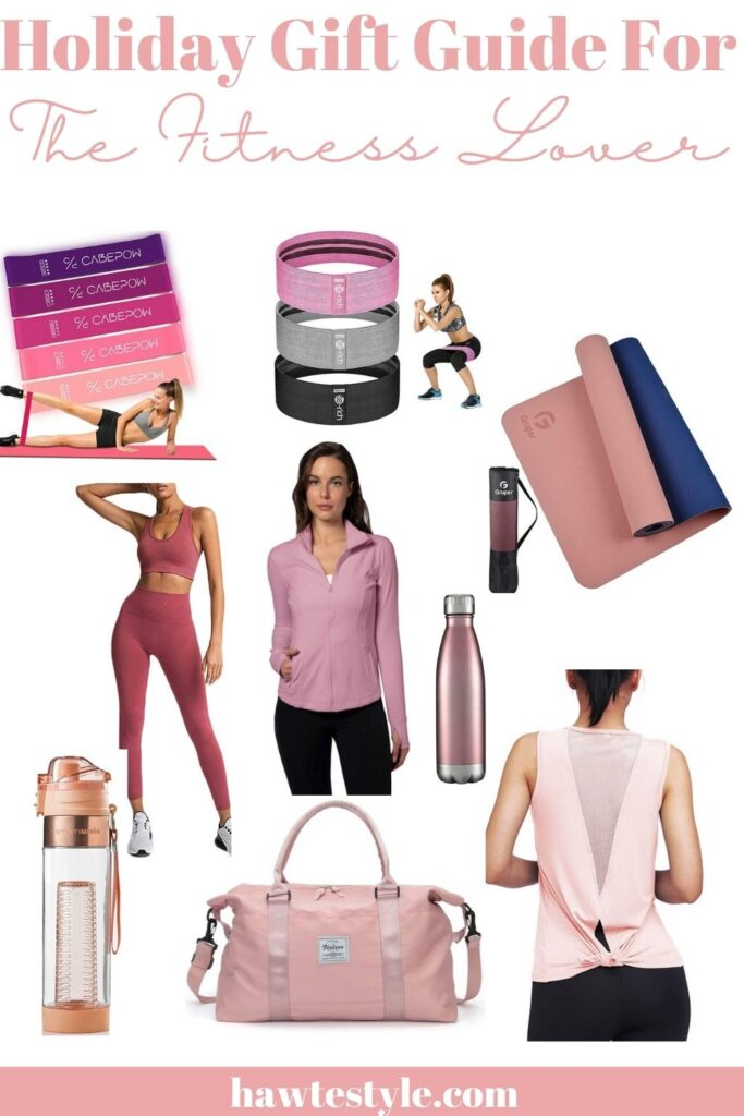 Gift Guides For The Fitness Lover