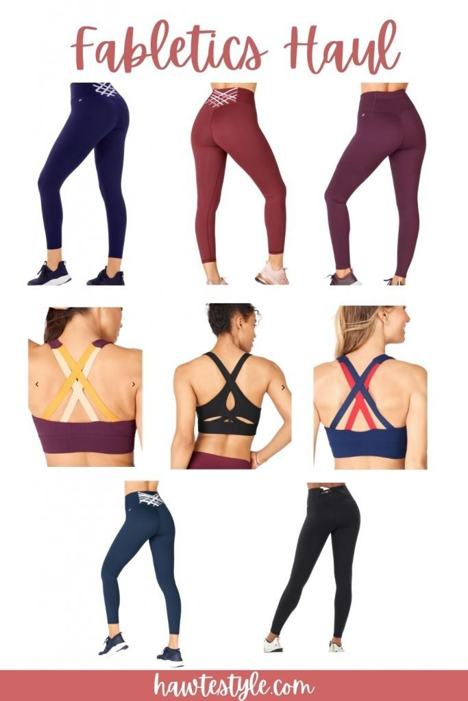 Fabletics Workout Haul On Black Friday