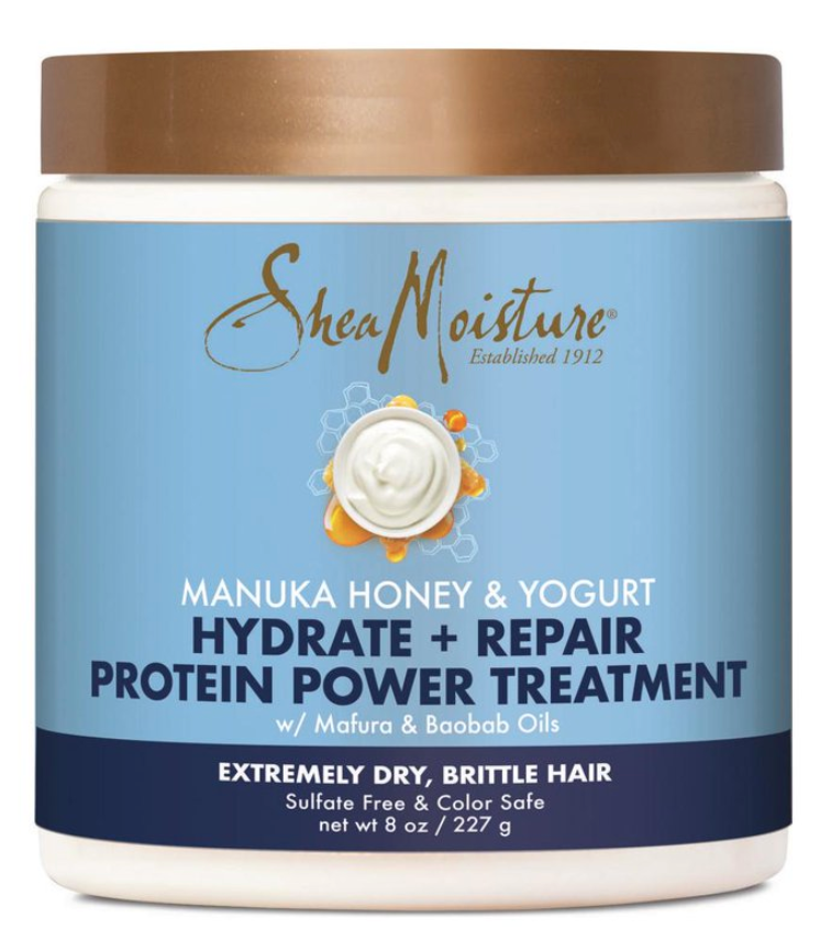 Shea Moisture Manuka Honey + Repair Portein Power Treatment