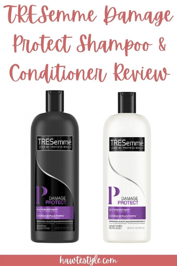 Tresemme Damage Protect Shampoo And Conditioner