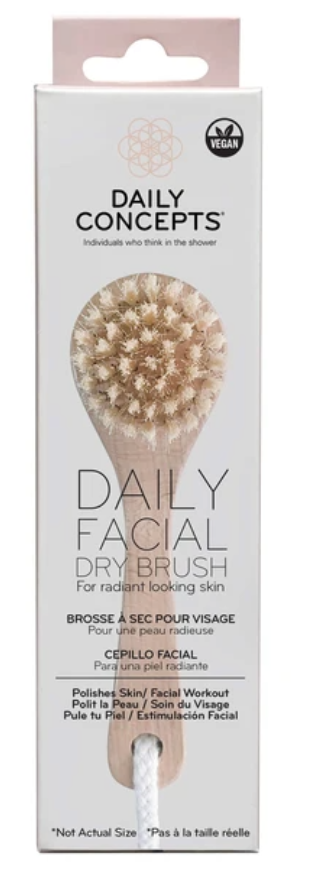 Daily Concepts Facial Dry Brush