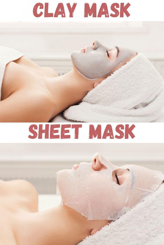 Face Masks Clay Mask Sheet Mask