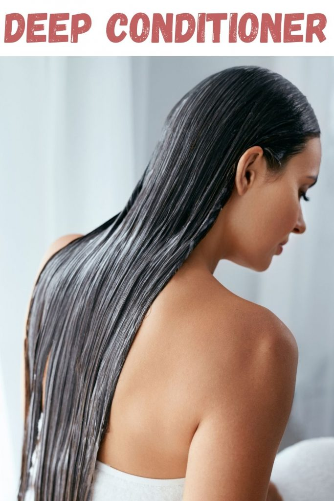 Deep Conditioning Treatment For Damaged Color Treated Hair